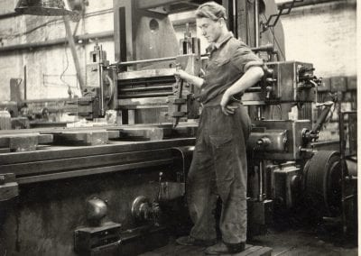 1952 Fred -Machinist training in Hannover, Germany (3)