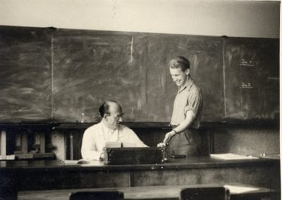 1952 Fred_s Engineering School final exam, Hannover, Germany (2)