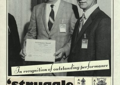 1972 Performance Award from Aerojet GENCORP (20)